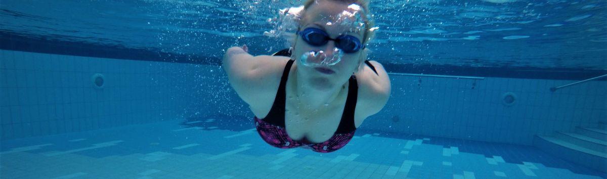 Kaip įveikti plaukimo baimę?